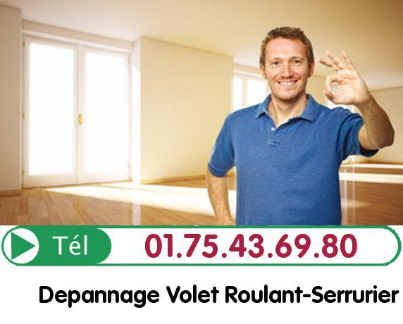 Depannage Rideau Metallique BOURSONNE 60141