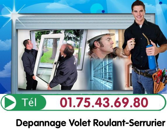 Depannage Rideau Metallique COURTIEUX 60350