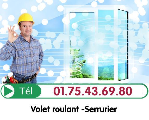 Depannage Rideau Metallique CREPY EN VALOIS 60800