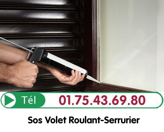 Depannage Rideau Metallique DARGIES 60210