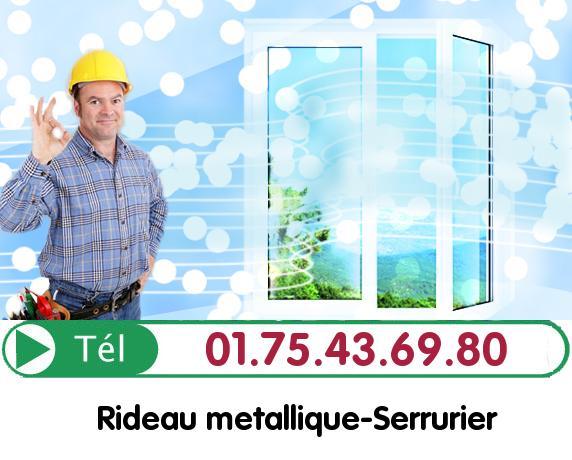 Depannage Rideau Metallique FRANCASTEL 60480