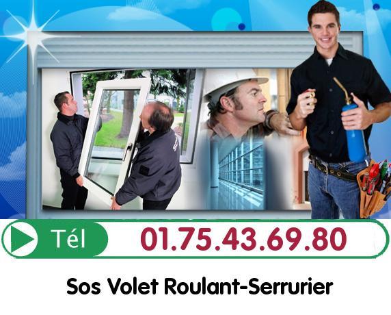 Depannage Rideau Metallique GRANDRU 60400