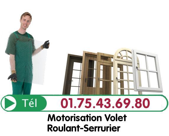 Depannage Rideau Metallique HALLOY 60210