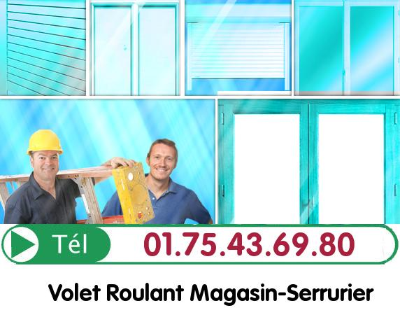 Depannage Rideau Metallique HERICOURT SUR THERAIN 60380