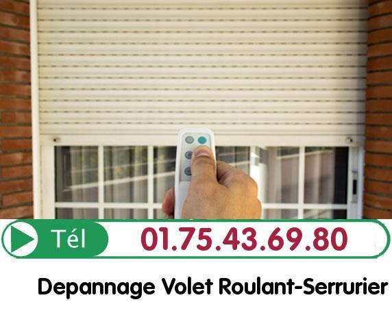 Depannage Rideau Metallique LE COUDRAY SUR THELLE 60790