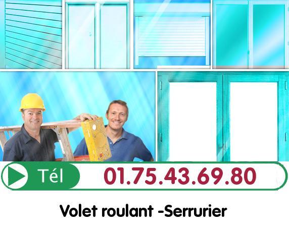 Depannage Rideau Metallique LIBERMONT 60640