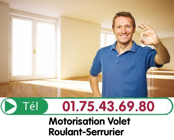 Depannage Rideau Metallique MONTGERAIN 60420