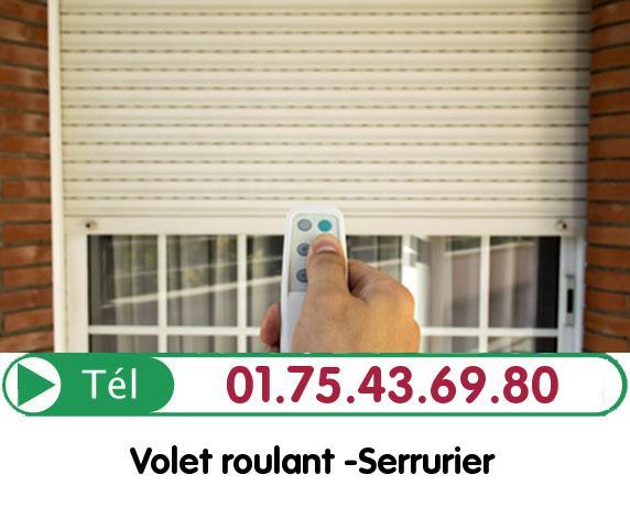 Depannage Rideau Metallique MONTREUIL SUR THERAIN 60134