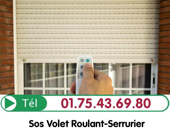 Depannage Rideau Metallique TARTIGNY 60120