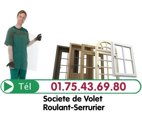 Depannage Rideau Metallique TRICOT 60420