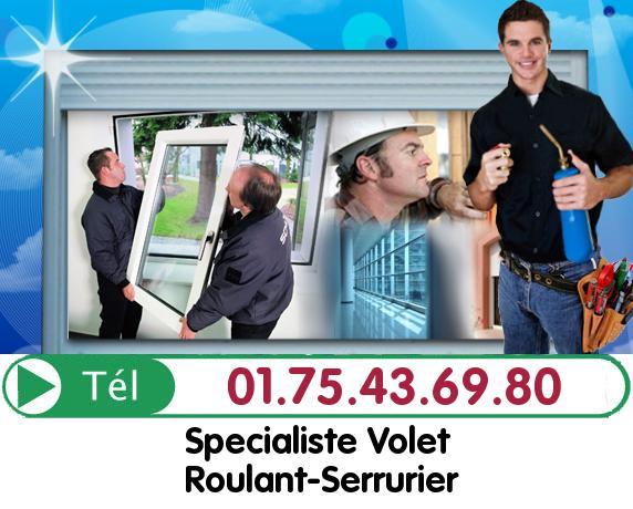 Depannage Rideau Metallique VILLENEUVE LES SABLONS 60175