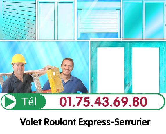 Installation Rideau Metallique Angervilliers 91470