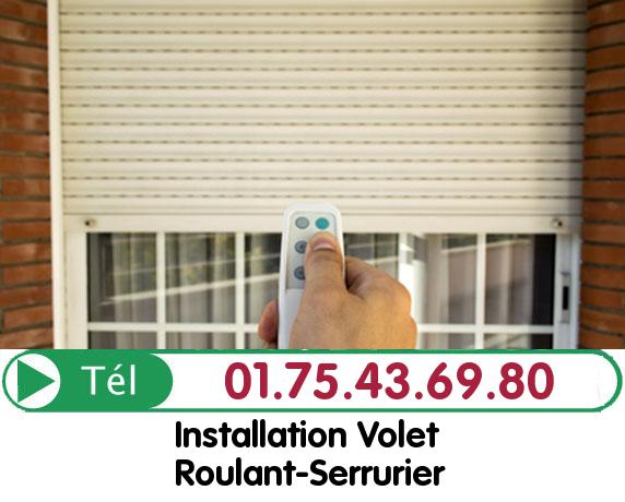 Installation Rideau Metallique ARSY 60190