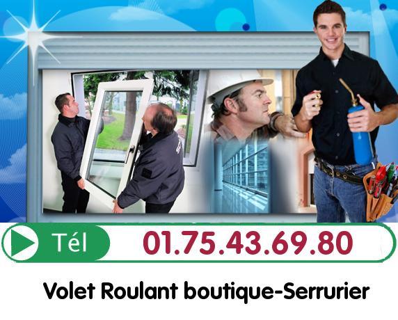 Installation Rideau Metallique Authon la Plaine 91410