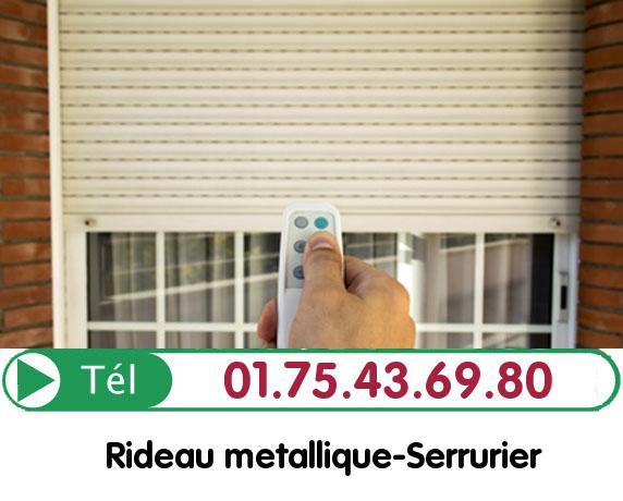 Installation Rideau Metallique BETZ 60620