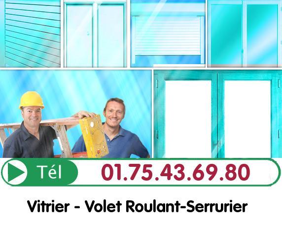 Installation Rideau Metallique BONNEUIL EN VALOIS 60123