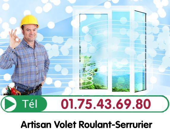 Installation Rideau Metallique Corbreuse 91410