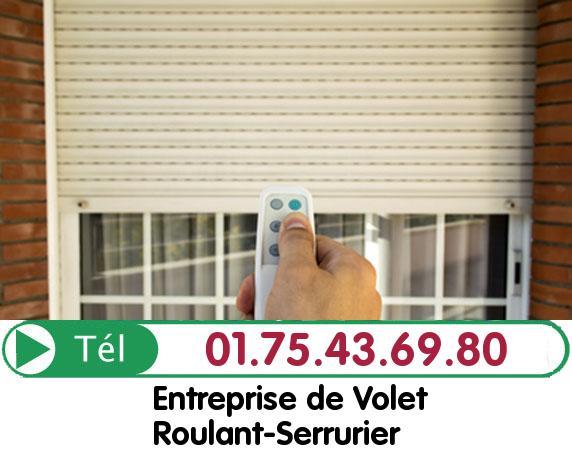 Installation Rideau Metallique Courcouronnes 91080