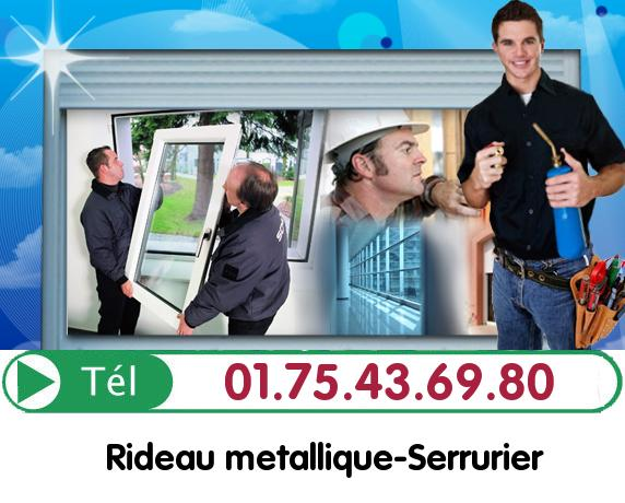 Installation Rideau Metallique Dourdan 91410