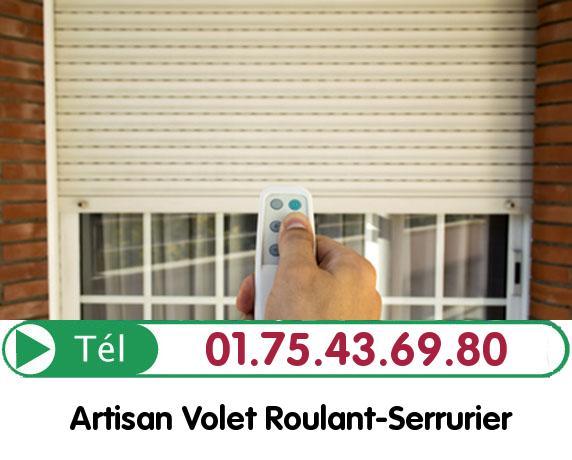 Installation Rideau Metallique Estouches 91660