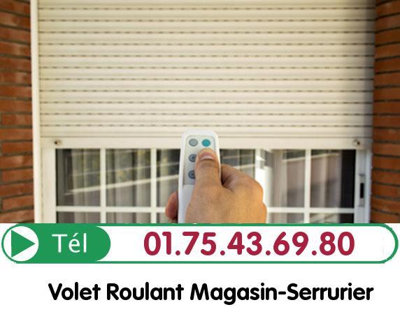Installation Rideau Metallique etiolles 91450