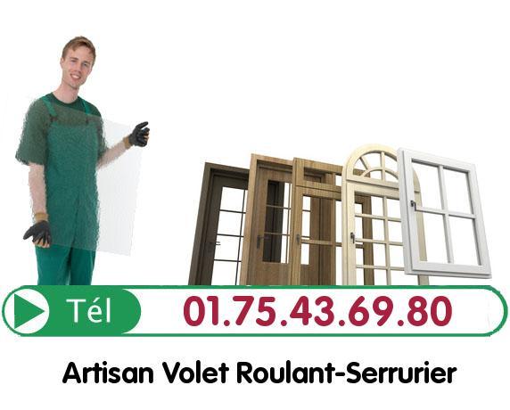 Installation Rideau Metallique Fontenay le Vicomte 91540