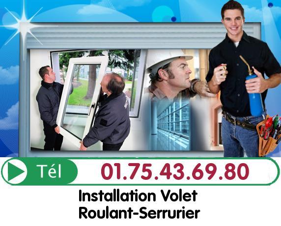 Installation Rideau Metallique Guibeville 91630