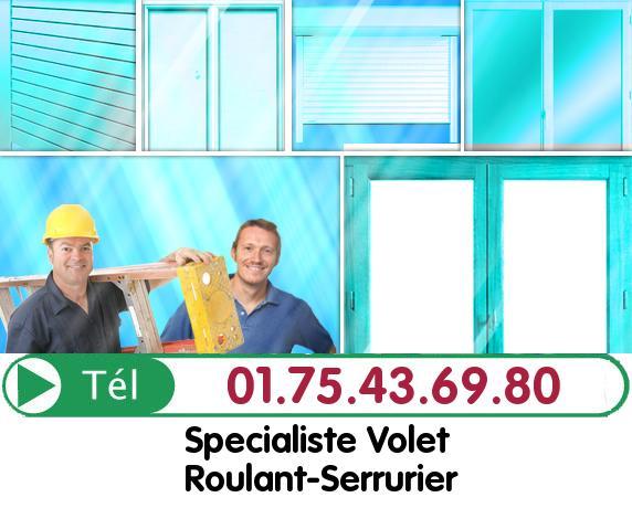 Installation Rideau Metallique HAUCOURT 60112