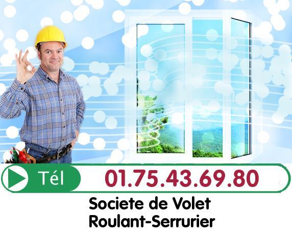 Installation Rideau Metallique La Ville du Bois 91620