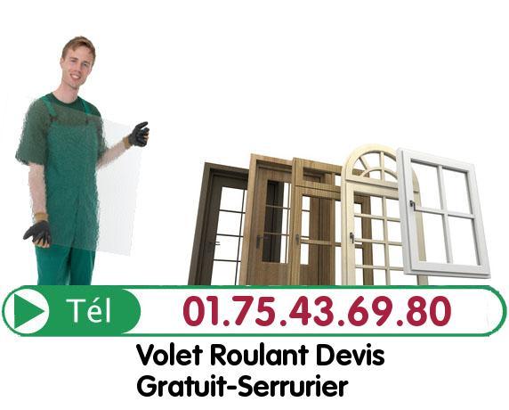 Installation Rideau Metallique Le Val Saint Germain 91530