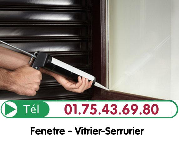 Installation Rideau Metallique Mereville 91660