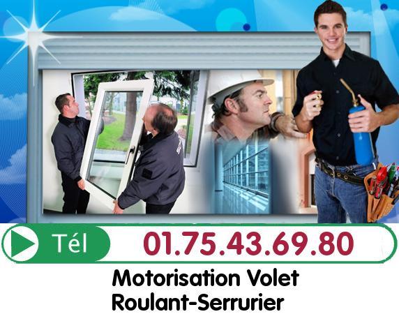 Installation Rideau Metallique Montlhery 91310