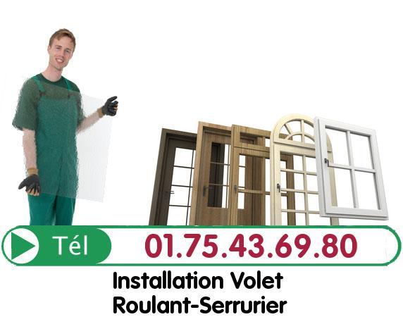 Installation Rideau Metallique Nozay 91620
