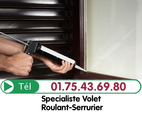Installation Rideau Metallique Orveau 91590