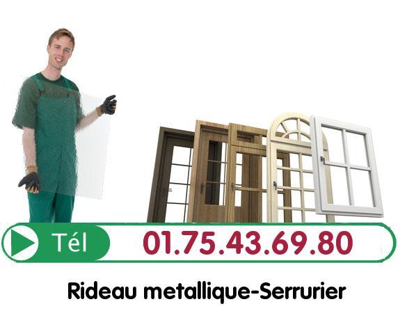 Installation Rideau Metallique Roinville 91410