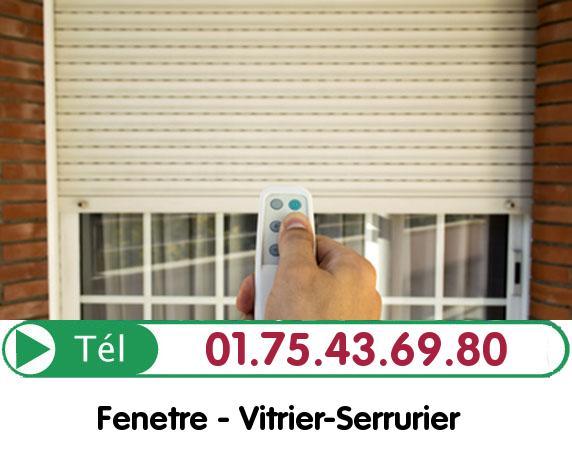 Installation Rideau Metallique ROYAUCOURT 60420