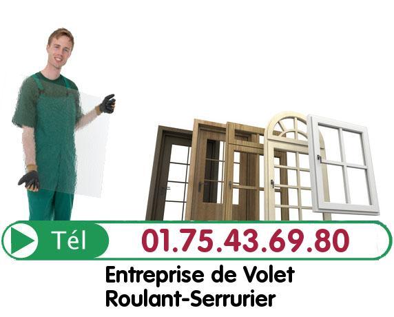 Installation Rideau Metallique SERIFONTAINE 60590