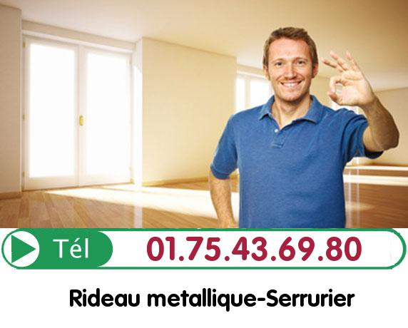 Installation Rideau Metallique Sermaise 91530
