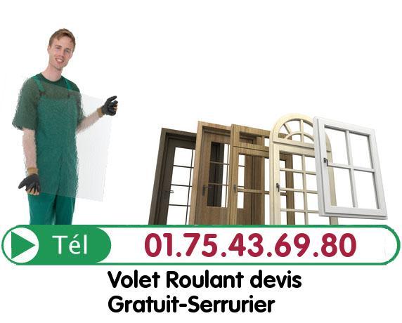 Installation Rideau Metallique Torfou 91730