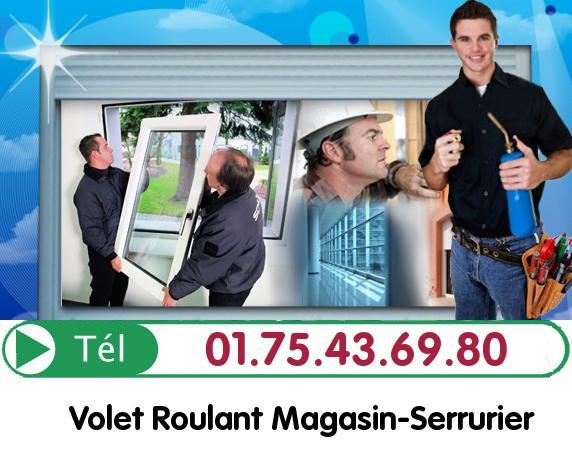 Installation Rideau Metallique Vaugrigneuse 91640