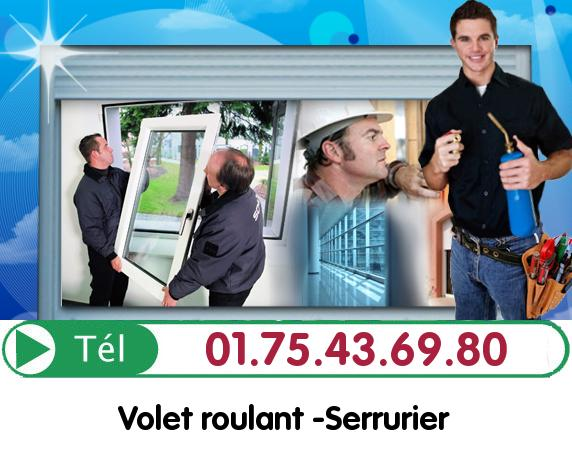 Installation Rideau Metallique Villeneuve la garenne 92390