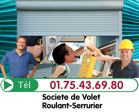Installation Rideau Metallique Villeziers 91940