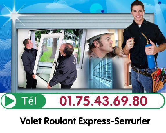 Installation Rideau Metallique Villiers le Bacle 91190