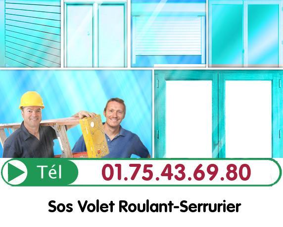 Ouverture de Porte Claquée Seine-Saint-Denis