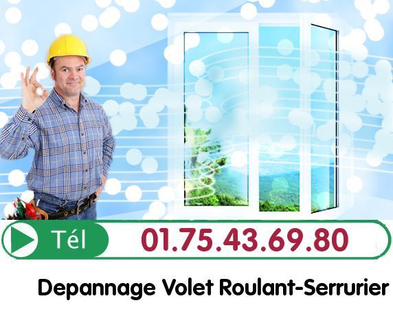 Réparation Volet Roulant Electrique MORTEFONTAINE 60128